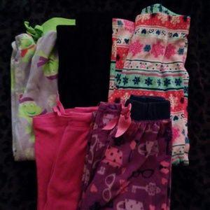 Other - Girl's pj pants bundle